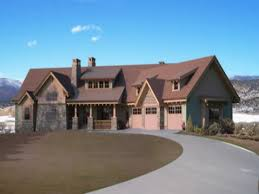 large one story house plan house design plans large one story