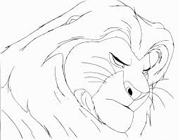 4 marvellous lion king coloring pages ngbasic