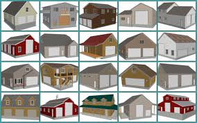 100 barn garage apartment post frame building kits archives