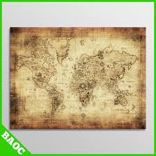 Vintage World Map Canvas by Posters Wall Art Ikea World Map Canvas Ebay Diagram Free Posters