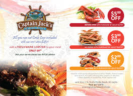 Seafood Buffets In North Myrtle Beach by About Us Captain Jack U0027s Seafood Buffet