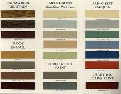 paint colour chart u0027berger kem cote u0027 margaret lord was colour