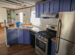 how to replace cabinets in a mobile home 30 beautiful mobile home kitchen cabinet colors