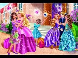 list barbie movies