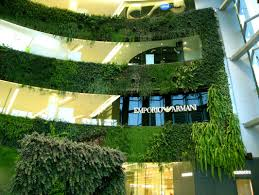 Indoor Garden Wall by Vertical Gardens