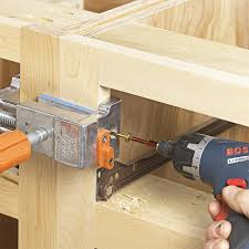 Kitchen Cabinet Clamps Make Cabinets The Easy Way Wood Magazine