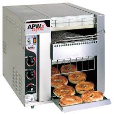 Bread Toasters Merco Savory Rt 2vsho High Output Bread U0026 Bun Conveyor Toaster 950