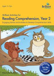 2nd Reading Comprehension Worksheets Brilliant Activities For Reading Comprehension Year 5 2nd Edition