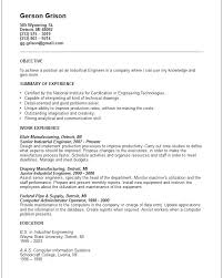 resume objective for engineering internships resume objective statement engineering resume objective statement