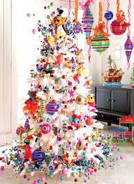 White Christmas Tree Decoration Ideas Tree Decorating Ideas White