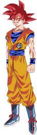 image super saiyan god goku png death battle fanon wiki
