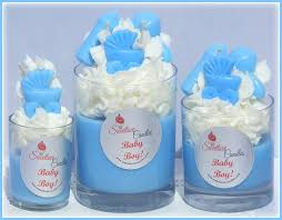 baby shower candles sweetlove candles soap bakery baby girl boy baby shower
