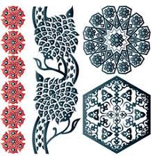 islamic ornaments royalty free vector image vectorstock