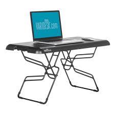 Standing Desk For Laptop by Soho Black