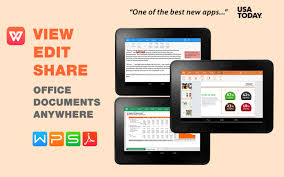amazon com wps office pdf appstore for android