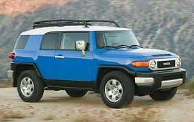 suv toyota 2008 2010 toyota fj cruiser information and photos zombiedrive