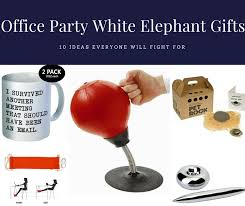 10 office white elephant gift ideas happy money saver