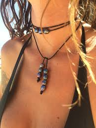 fashion black pearl necklace images Pearl necklace boho chic jewelry boho style pearl jewelry jpeg