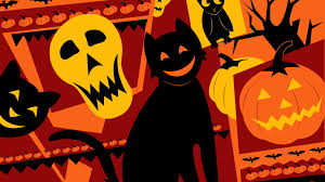 cat halloween background images halloween wallpapers wallpapers pinterest more happy