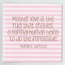 mother u0027s day card mom birthday card marion c garretty quotation