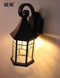 Vintage Outdoor Lighting Lighting Vintage Outdoor Wall L Fashion Waterproof Outdoor