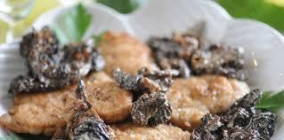 cuisiner ris de veau ris de veau aux morilles recette sur cuisine actuelle