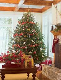 Decorating Banisters For Christmas Nature Inspired Christmas Decorations Midwest Living