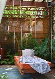 balkon liege liege auf balkon hängendes bett anleitung wohnz