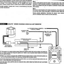 mallory distributor wiring diagram msd 6430 msd 6aln ignition 05
