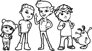 coloring pages kids pbs ready jet go page arthur and itgod me