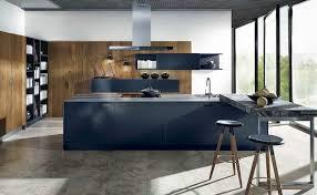 cuisine bois et gris cuisine bleu gris canard ou bleu marine code couleur et idées de