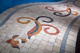 Patio Paver Installation Calculator Patios Concrete Pavers 15 Creative Paver Design Ideas Tips Install