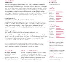 Graphic And Web Designer Resume Resume Web Designer Resume