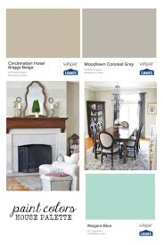choosing paint colors house palette unexpected elegance