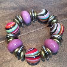 bead bracelet images Jewelry gorgeous statement bead bracelet poshmark jpg