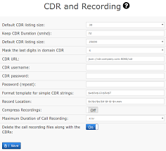 called party pattern usage cdr cdr reporting