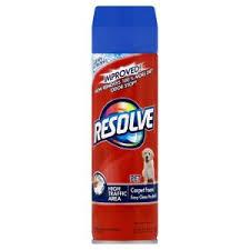 Resolve Pet Foam 22 Oz Carpet Cleaner 19200 83262 The Home Depot