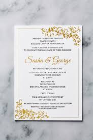 wedding invitations newcastle printing wedding invitations printing