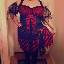 45 torrid dresses u0026 skirts pirate wench halloween costume
