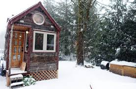 Tiny House With Basement Winter In A Tiny House 10 Items That Help Me Survive The Cold