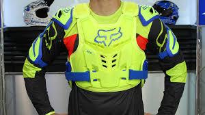 fox motocross gear for kids fox racing raptor roost deflector motorcycle superstore youtube
