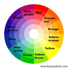 color coordinating men u0027s shirts and ties the color wheelkarako