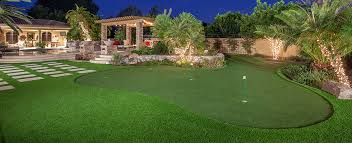 backyard putting green lighting golf putting greens for backyard randallhoven com