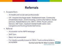 imps u2013 intermediate mental u0026 physical health care team ppt download