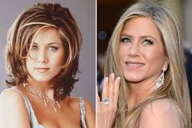 Frisuren Lange Haare Aniston by Trend Frisuren Anistons Frisur Aniston Und