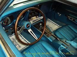 1968 corvette interior 1968 corvette 427 435hp convertible for sale at buyavette
