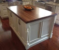 versatile elegance wood kitchen countertops home inspirations design