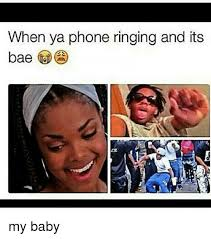Baby On The Phone Meme - 25 best memes about my baby my baby memes