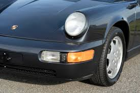 1990 porsche 911 convertible 1990 porsche 964 carrera 4 cabriolet silver arrow cars ltd