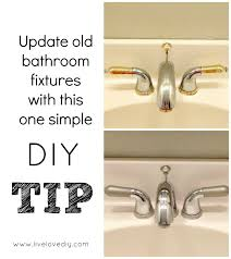 How To Paint Bathroom Fixtures by Livelovediy 10 Home Improvement Ideas How To Make The Most Of